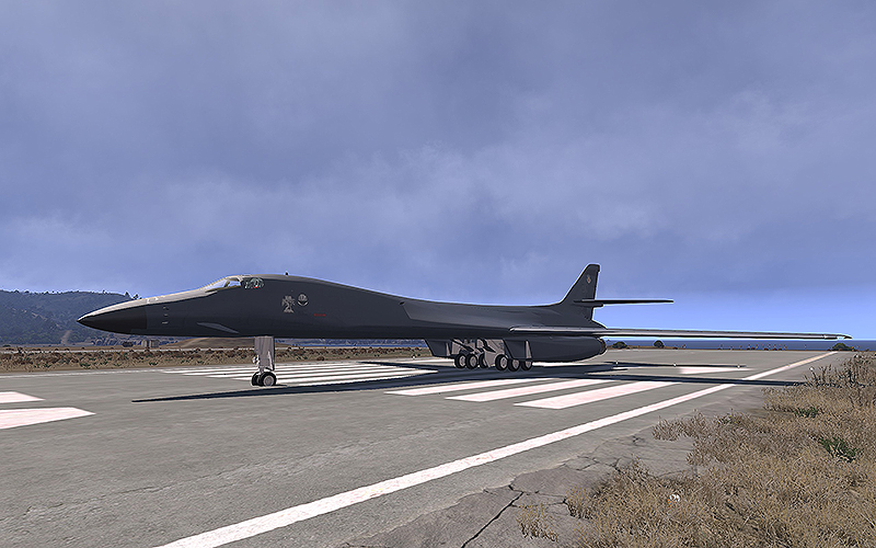 usaf mod  aircraft