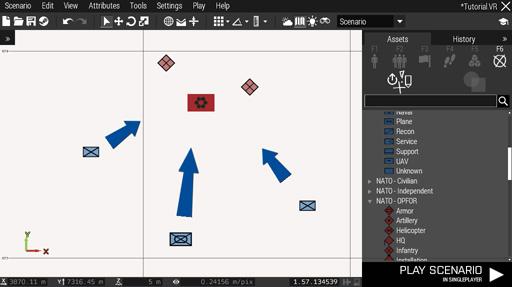 Arma 3 marker shapes
