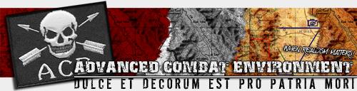 A C E Advanced Combat Environment - Bohemia Interactive Community