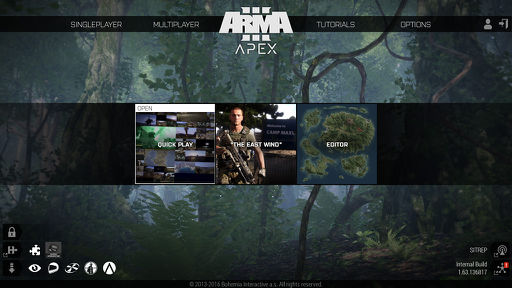 Arma 3 Main Menu - Bohemia Interactive Community