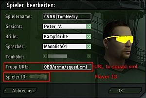 squad xml - Bohemia Interactive Community
